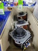 Qty 3 - Superior Electric Powerstat variacs. Model 116CU.