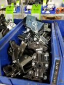 Large assortment of cable/air trolleys.