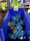 Large assortment of cable/air trolleys. Part number 1735K.