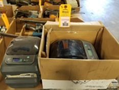 Qty 2 - Zebra label printers.