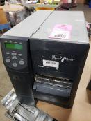 Zebra Z4Mplus thermal printer.