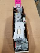 Large assortment of contactors.