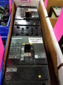 Qty 2 - Square D circuit breakers. Model KAL26175.