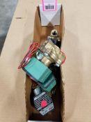 Qty 4 - Asco valves.