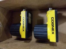 Qty 2 - Cognex vision camera. Model IS5110-01. Part number 825-0209-1R-F.
