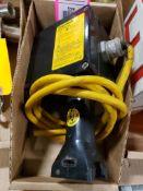 Raychem heat source. Model JBS-100-A.