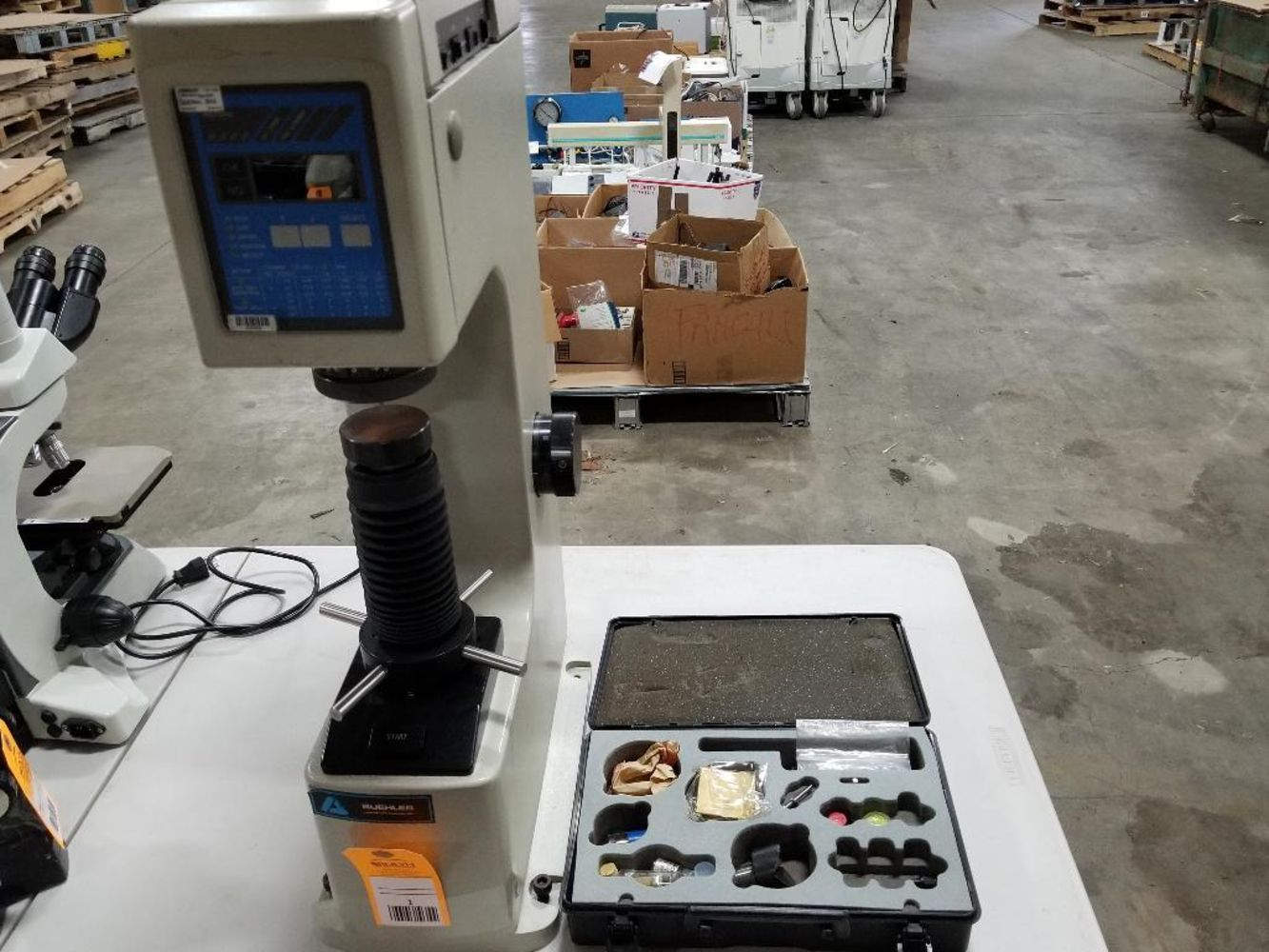 3/26 Brolyn Auctions Support Equipment and Machinery Collective