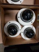 Lot of 3 Bosch Security Camera.VDC-485V03-20 Cam Dome.