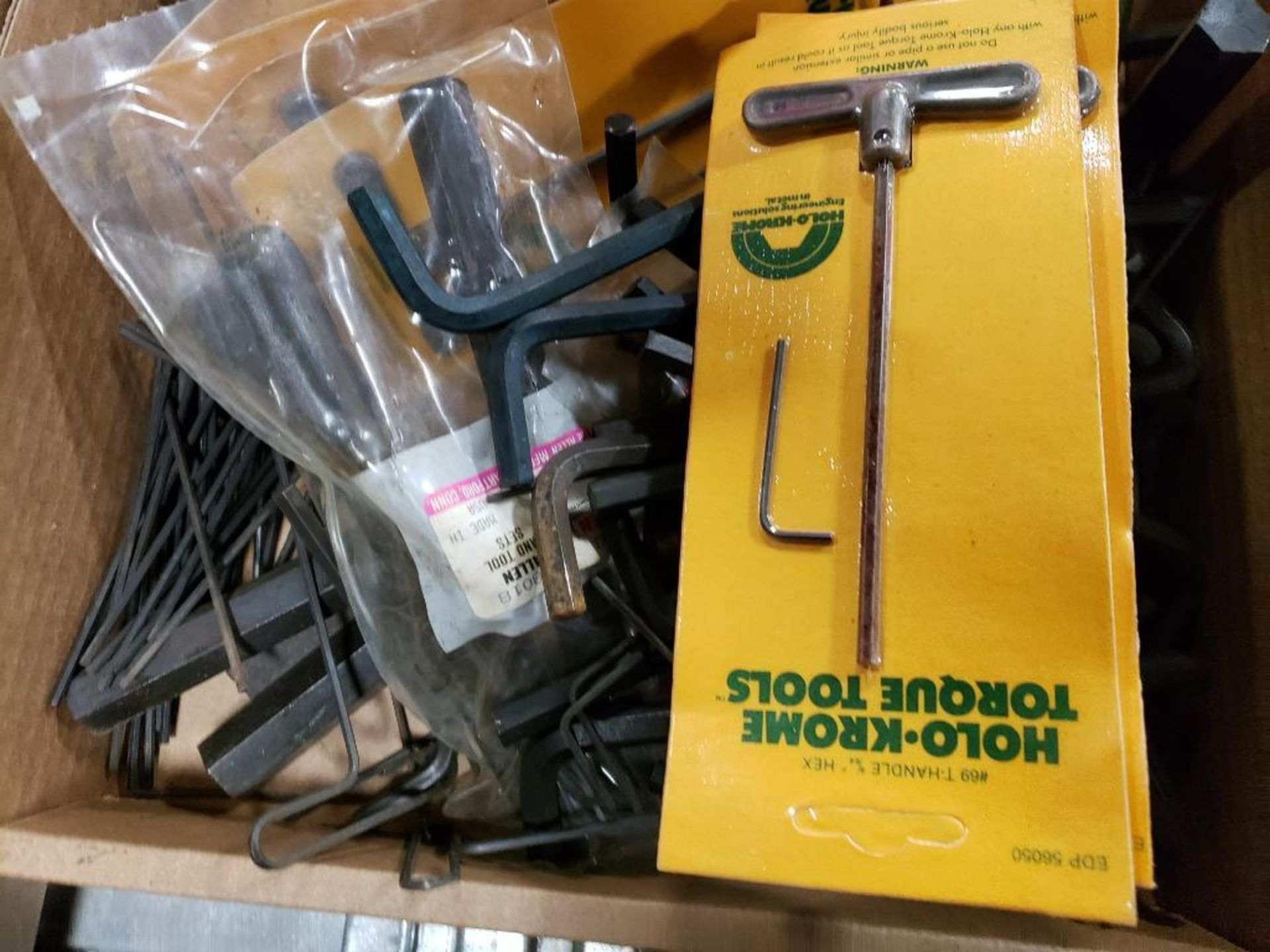 Large Qty of assorted allen wrenches. Holo-Krome and brands. - Image 2 of 3