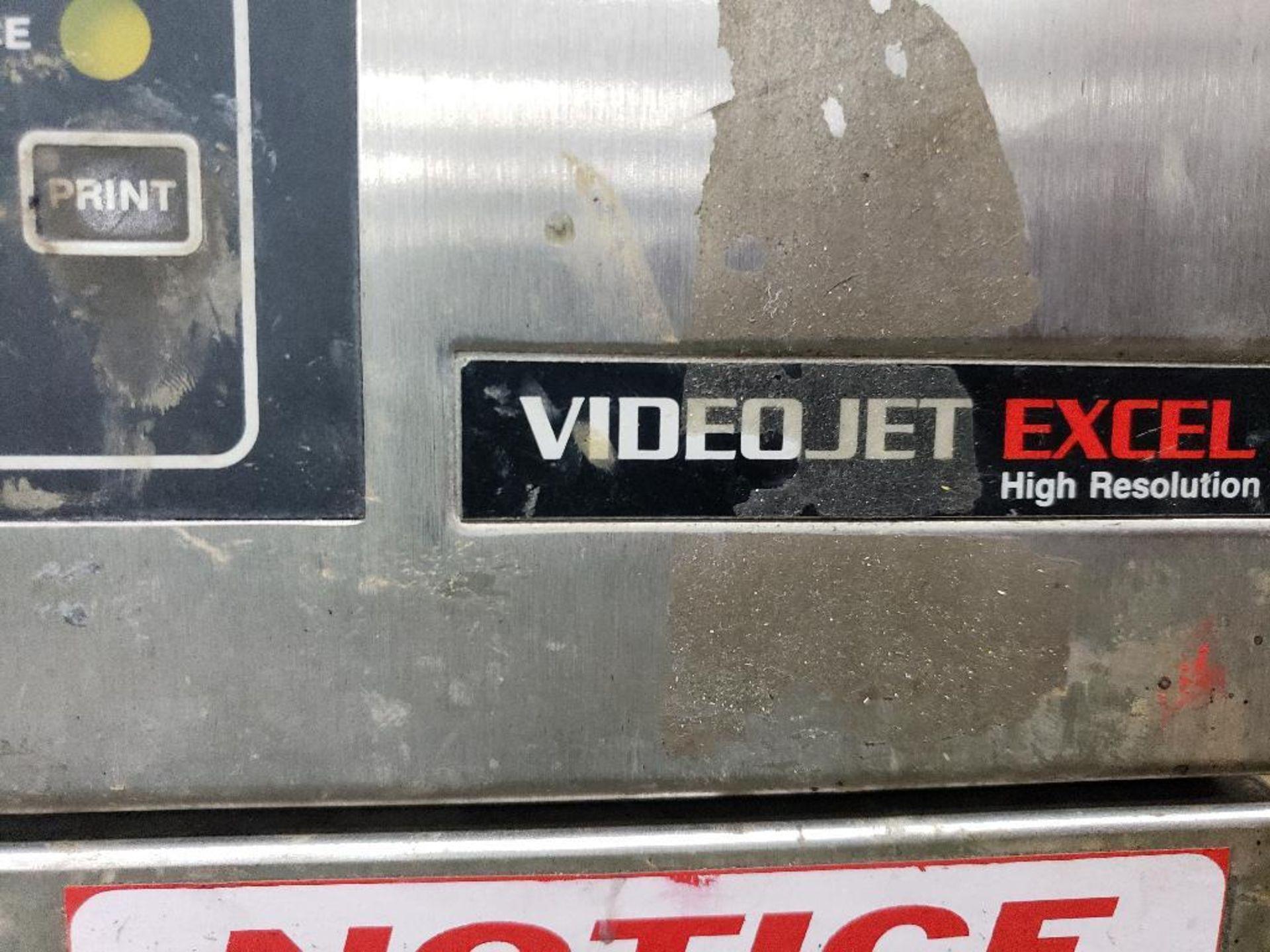 Videojet Excel High Resolution HI-RES ink jet marking machine. - Image 2 of 19