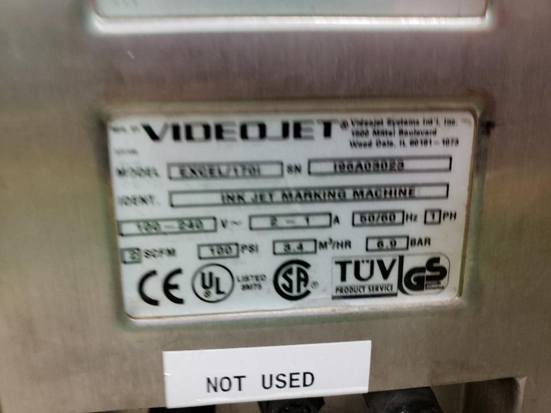 Videojet Excel Series 170-i ink jet marking machine. 100-240V. - Image 5 of 9