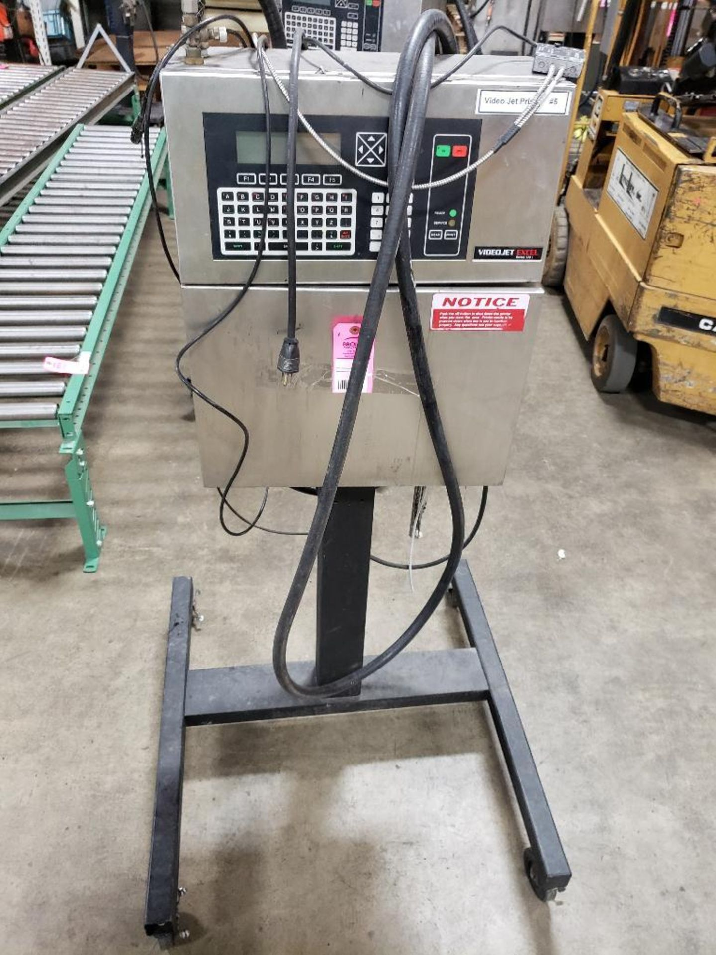 Videojet Excel Series 170-i ink jet marking machine. 100-240V.