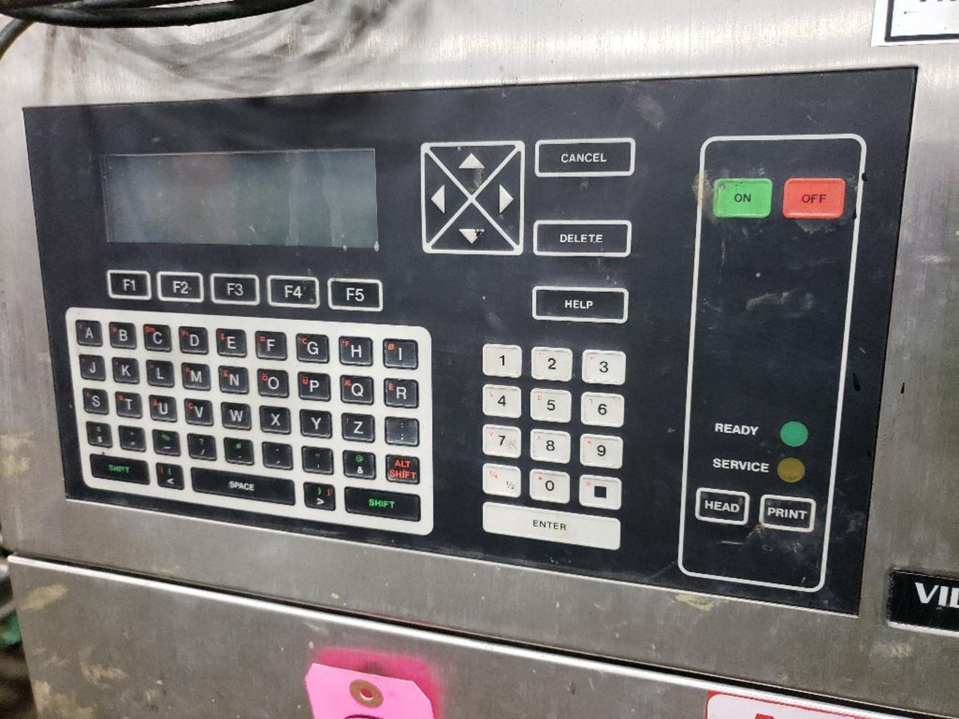 Videojet Excel Series 170-i ink jet marking machine. 100-240V. - Image 3 of 8
