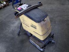Karcher Tornado floor scrubber. Parts repairable.
