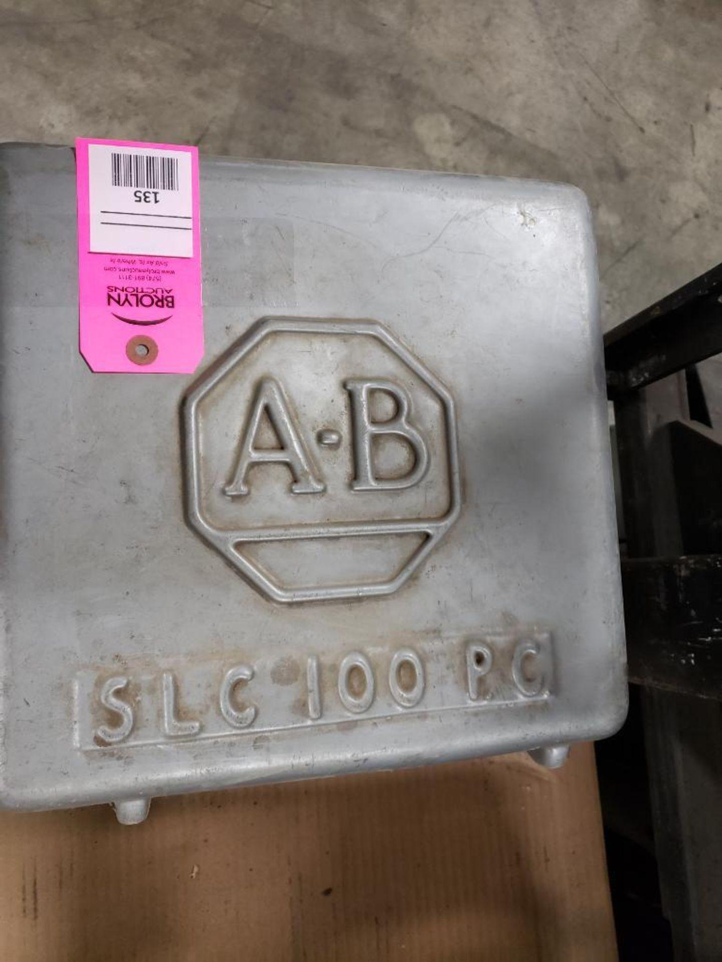 Allen Bradley SLC100-PC demo / trainer unit. 1745-DEMO-1.