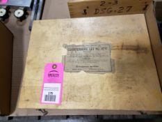 UTD Corp. Counterbore set No. 4711.