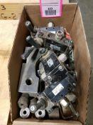 Assorted pneumatic valves. Parker.