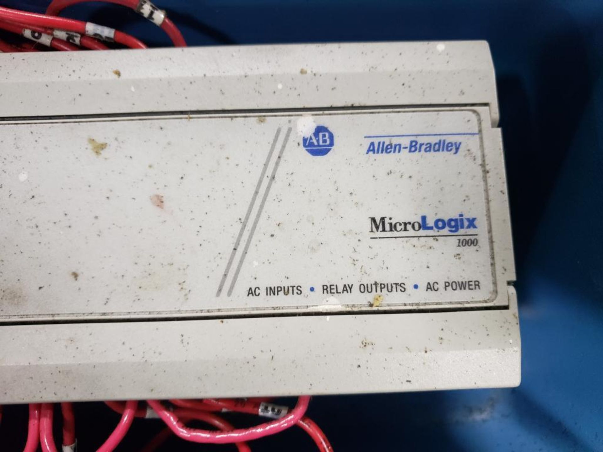 Allen Bradley SLC100-PC demo / trainer unit. 1745-DEMO-1. - Image 3 of 7
