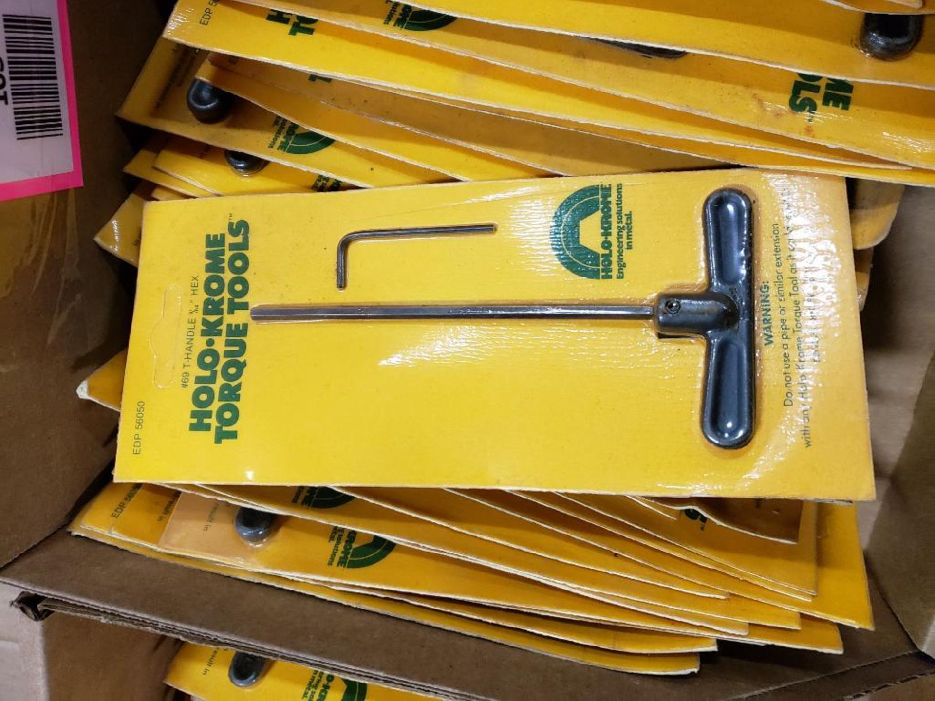 Large Qty of Holo-Krome allen wrenches. New. - Image 2 of 2