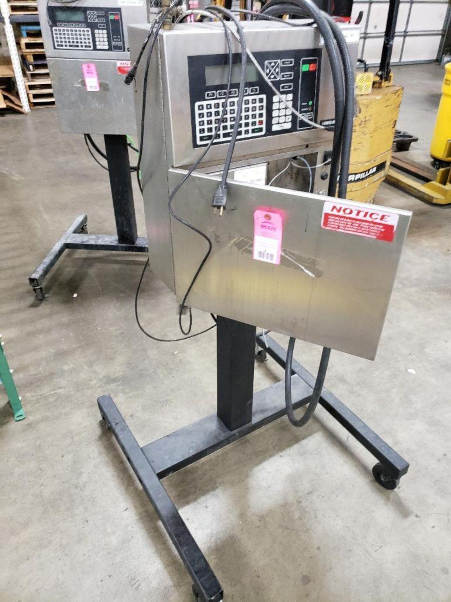 Videojet Excel Series 170-i ink jet marking machine. 100-240V. - Image 9 of 9