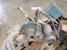 CTD Machines INC Cutoff Saws.