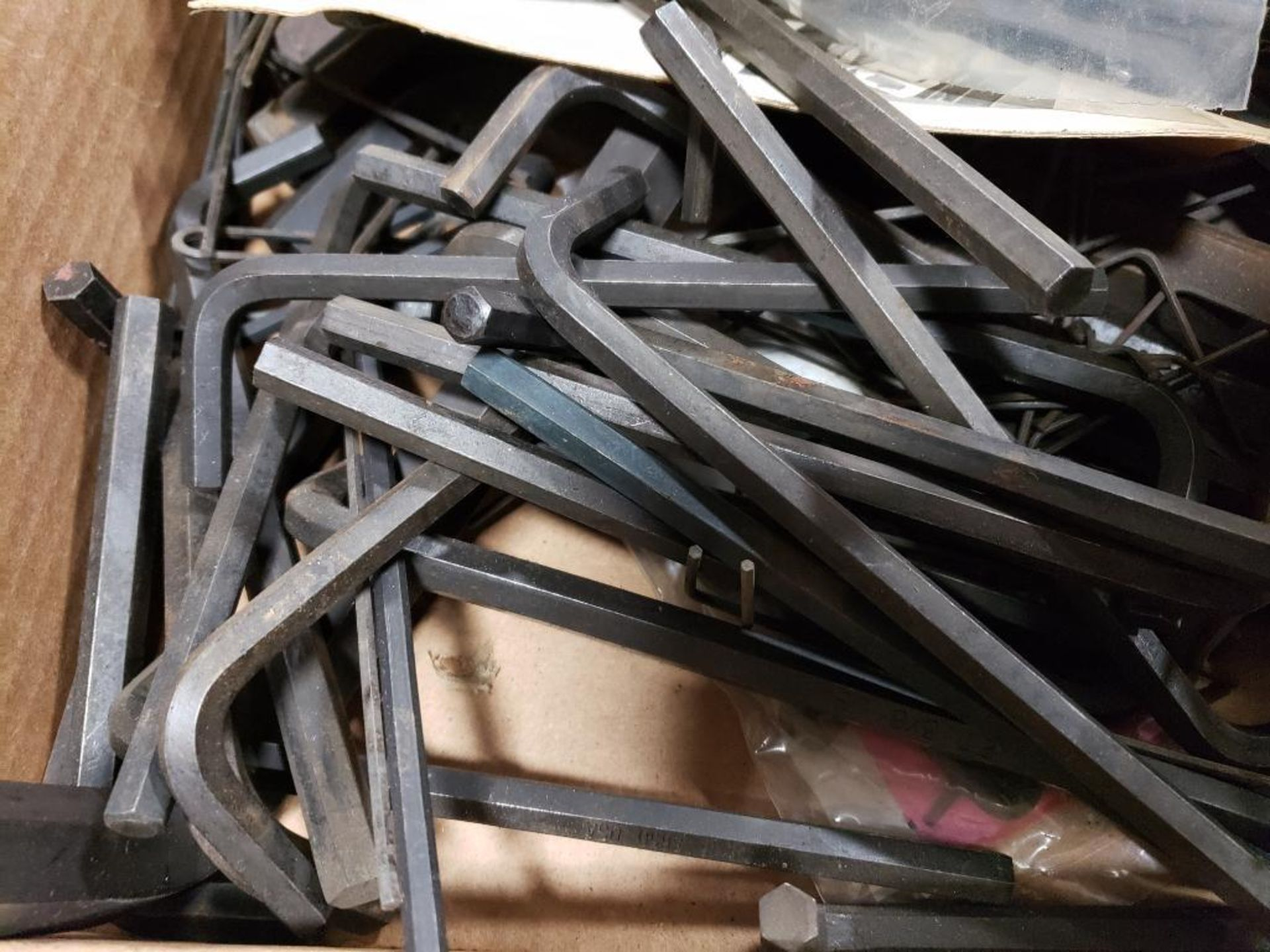 Large Qty of assorted allen wrenches. Holo-Krome and brands. - Image 2 of 4