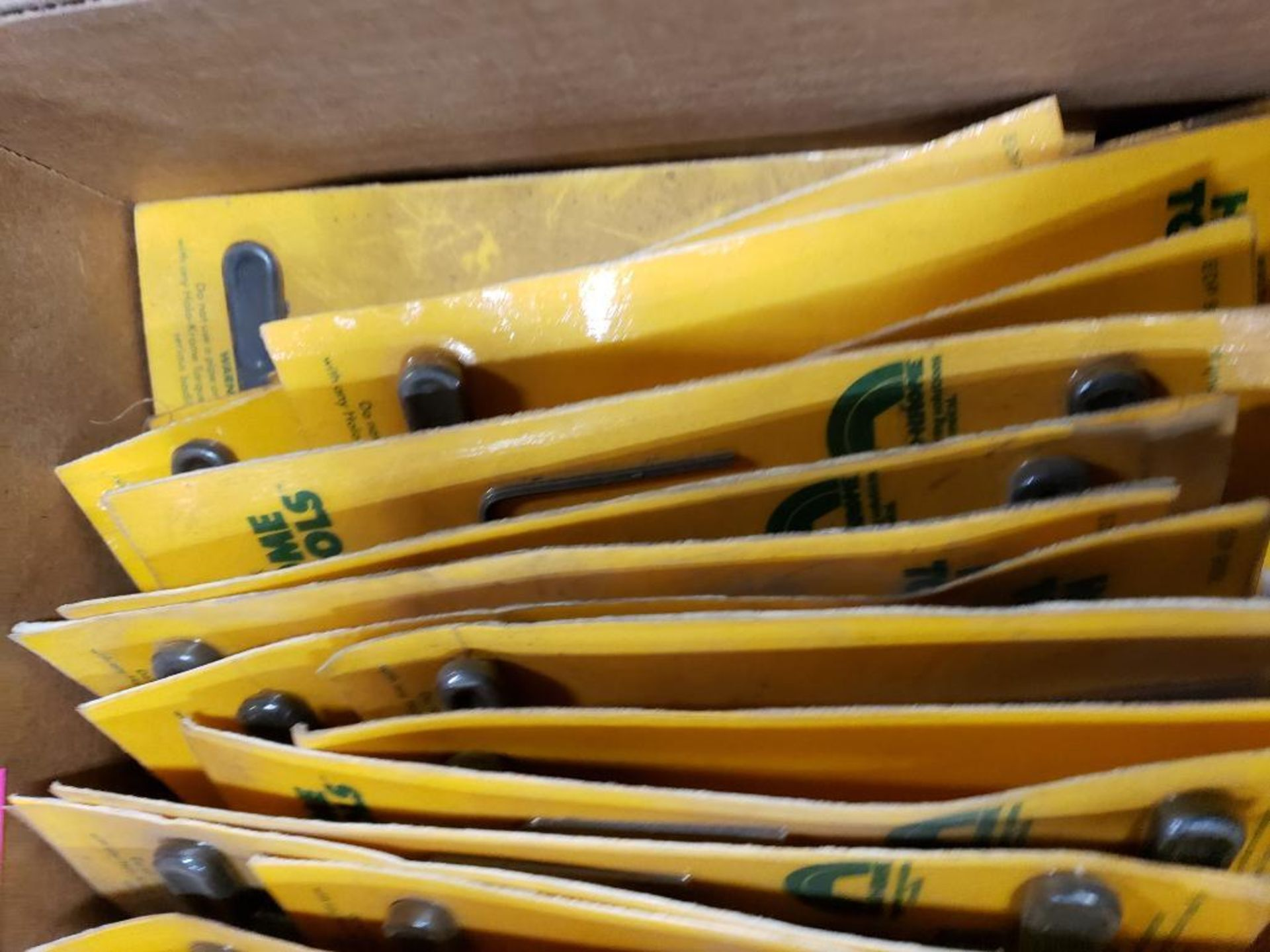 Large Qty of Holo-Krome allen wrenches. New. - Image 2 of 4