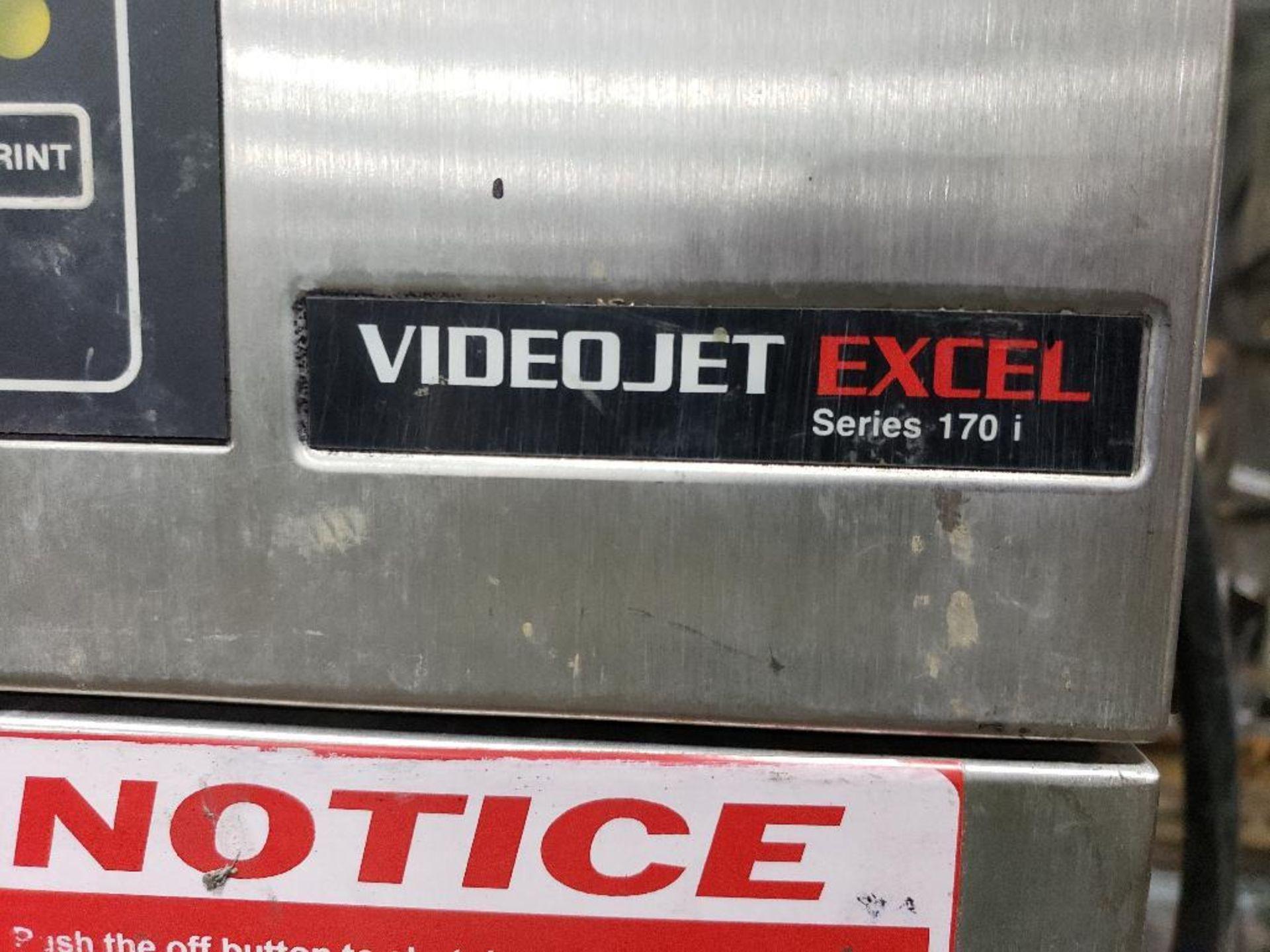 Videojet Excel Series 170-i ink jet marking machine. 100-240V. - Image 2 of 8