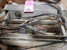 Clamco W-280-12MA Heat Sealer machine.