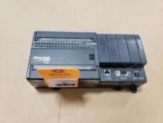 Koyo Direct Logic 06 D0-06DR control rack.