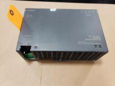 Siemens SITOP power 30 6EP1 437-2BA00 power supply.