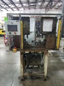 Turnkey Automation INC Punch press fixture. Allen Bradley, STI Minisafe, Banner components.