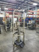 Lincoln Industrial Power Master barrell unloader, 6 82736 Airmotor-6. Dyna-Ram Pressure Primer.