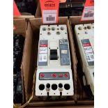 Cutler Hammer CHMCP HMCP2LWS10 250AMP Molded case breaker.