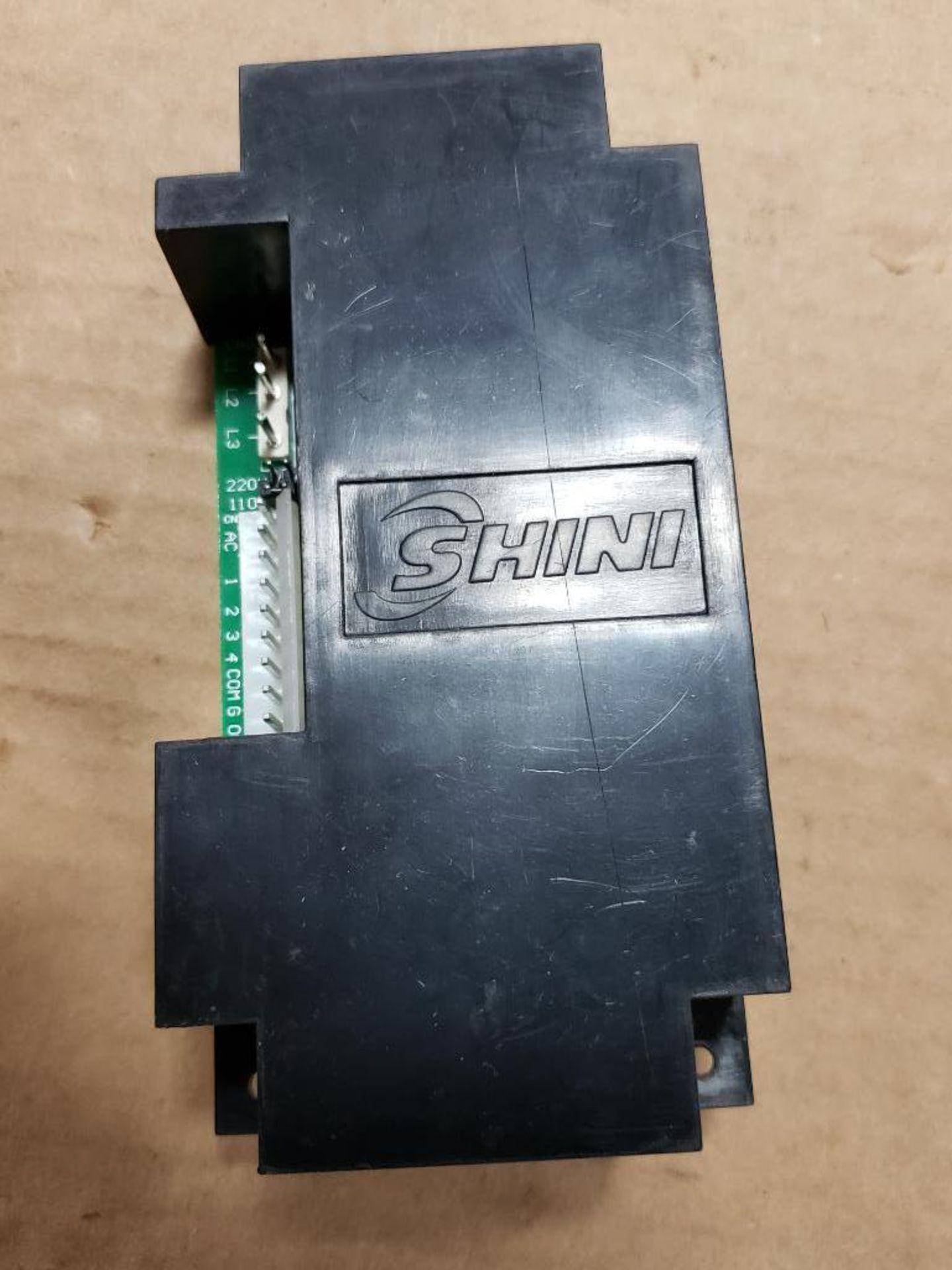 Qty 3 - Shini Si4T-1A control board. - Image 2 of 11