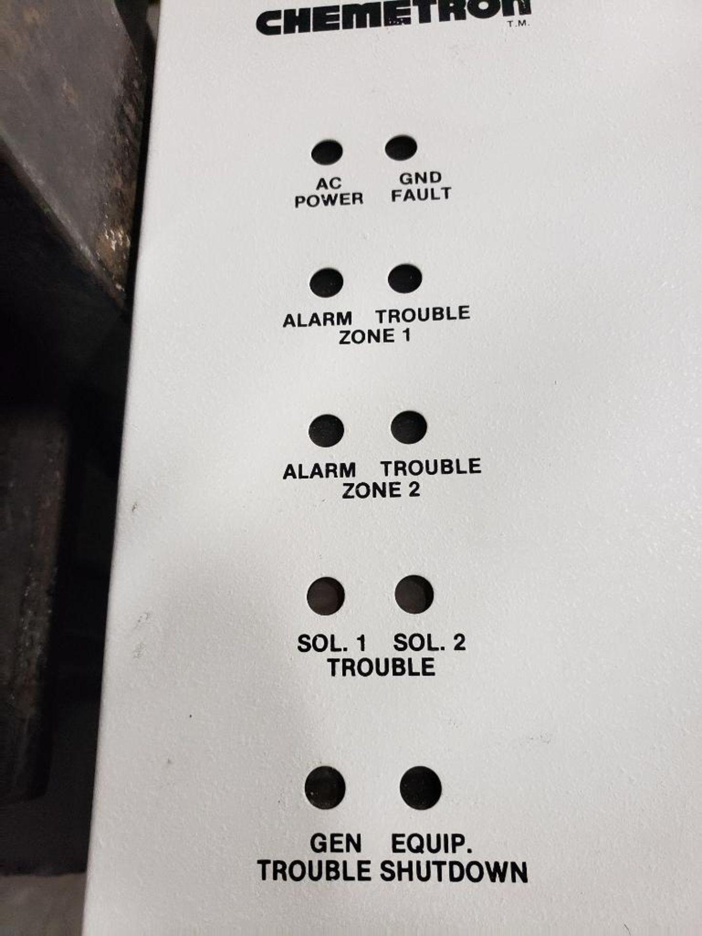 Chemetron Fire System control unit 1-010-0521-3. - Image 3 of 14