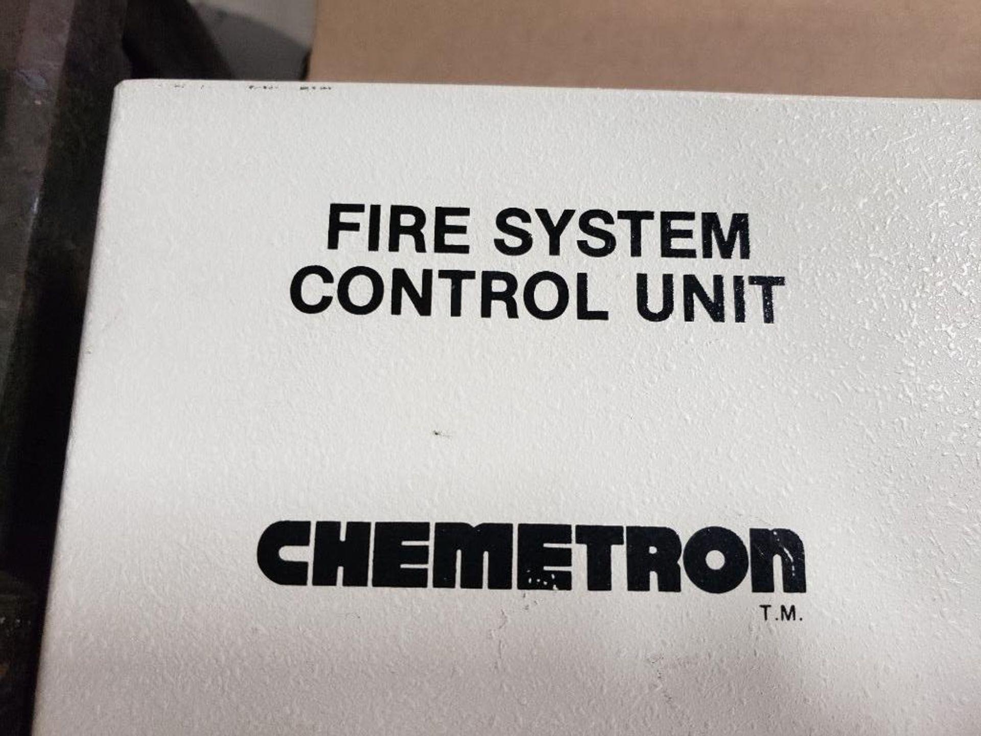 Chemetron Fire System control unit 1-010-0521-3. - Image 2 of 14