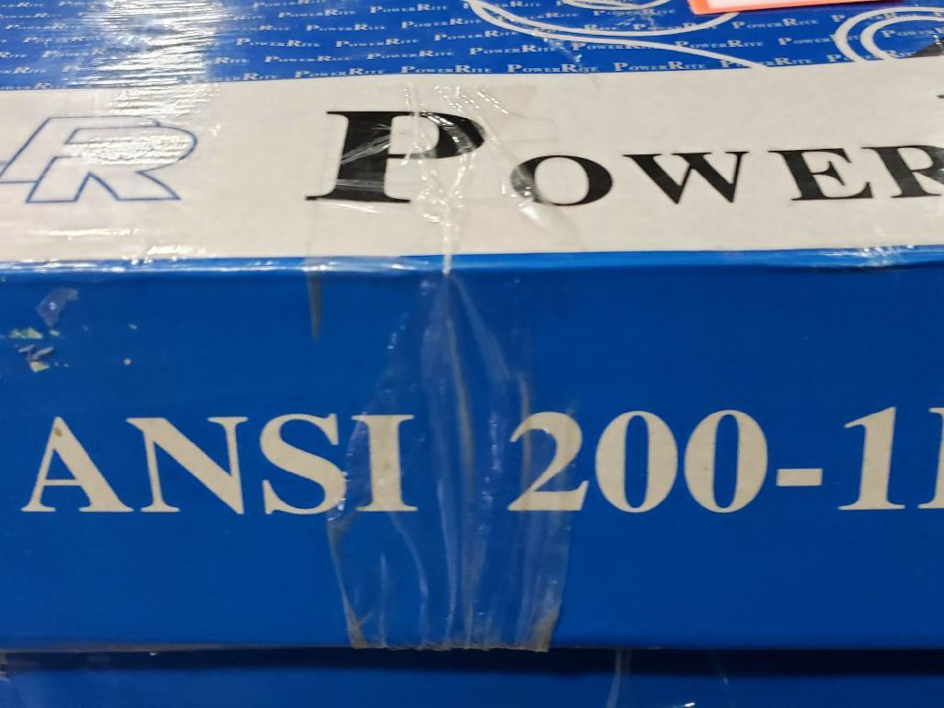 Power Rite ANSI 200-1R-10FT Roller Chain. New in Box. - Image 2 of 2