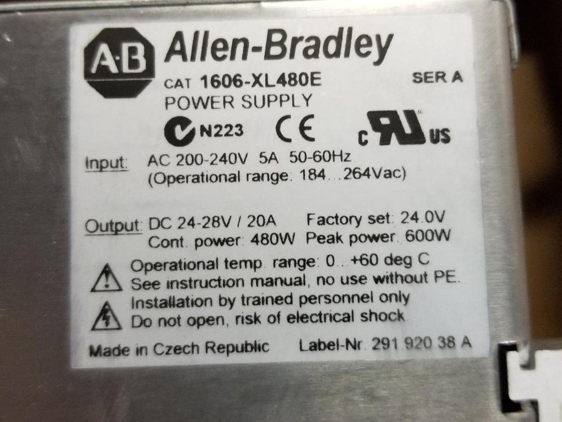 Allen Bradley 1606-XL power supply. 1606-XL480E. - Image 4 of 4