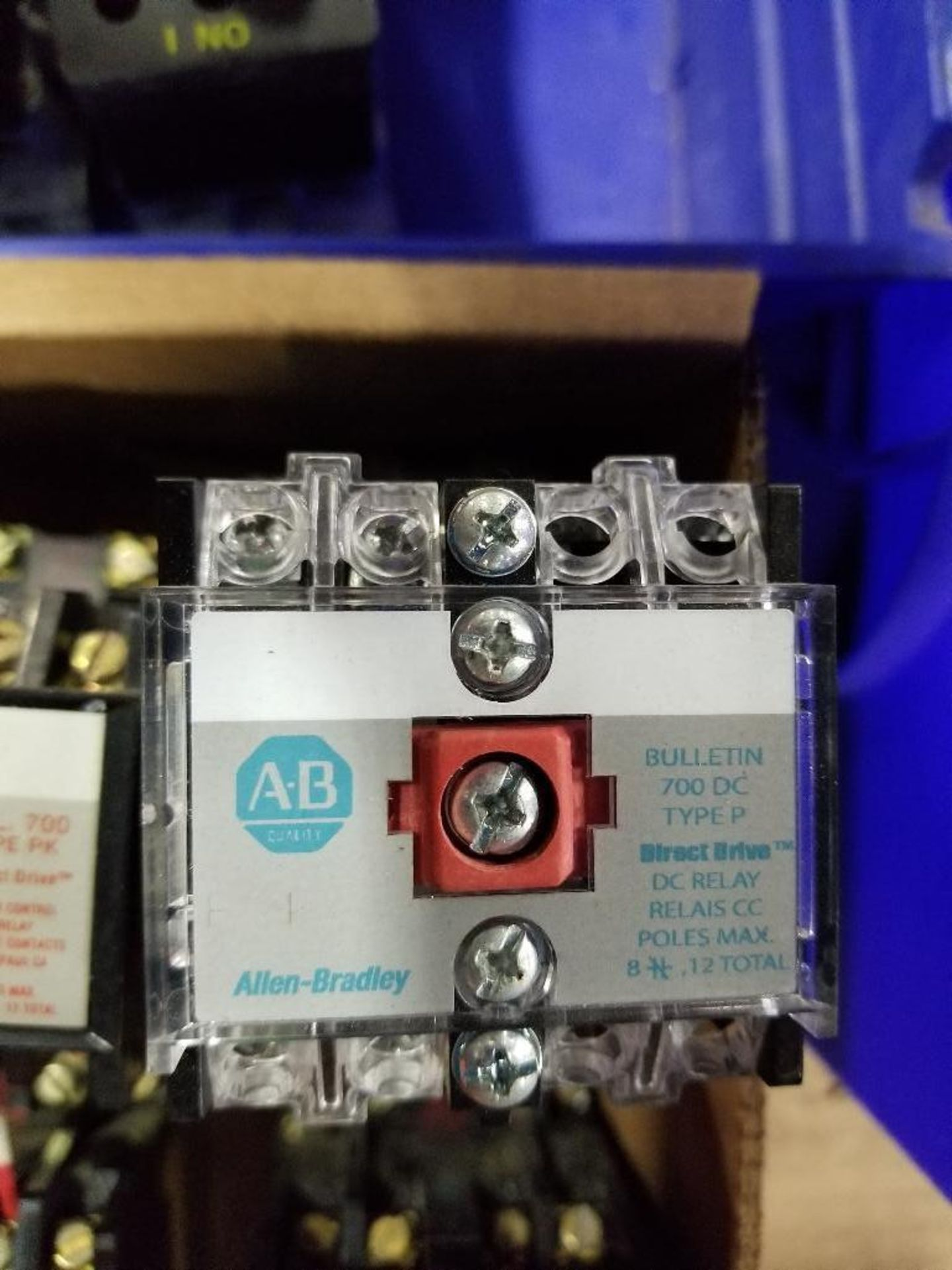 Assorted Allen Bradley contactor. - Image 3 of 7