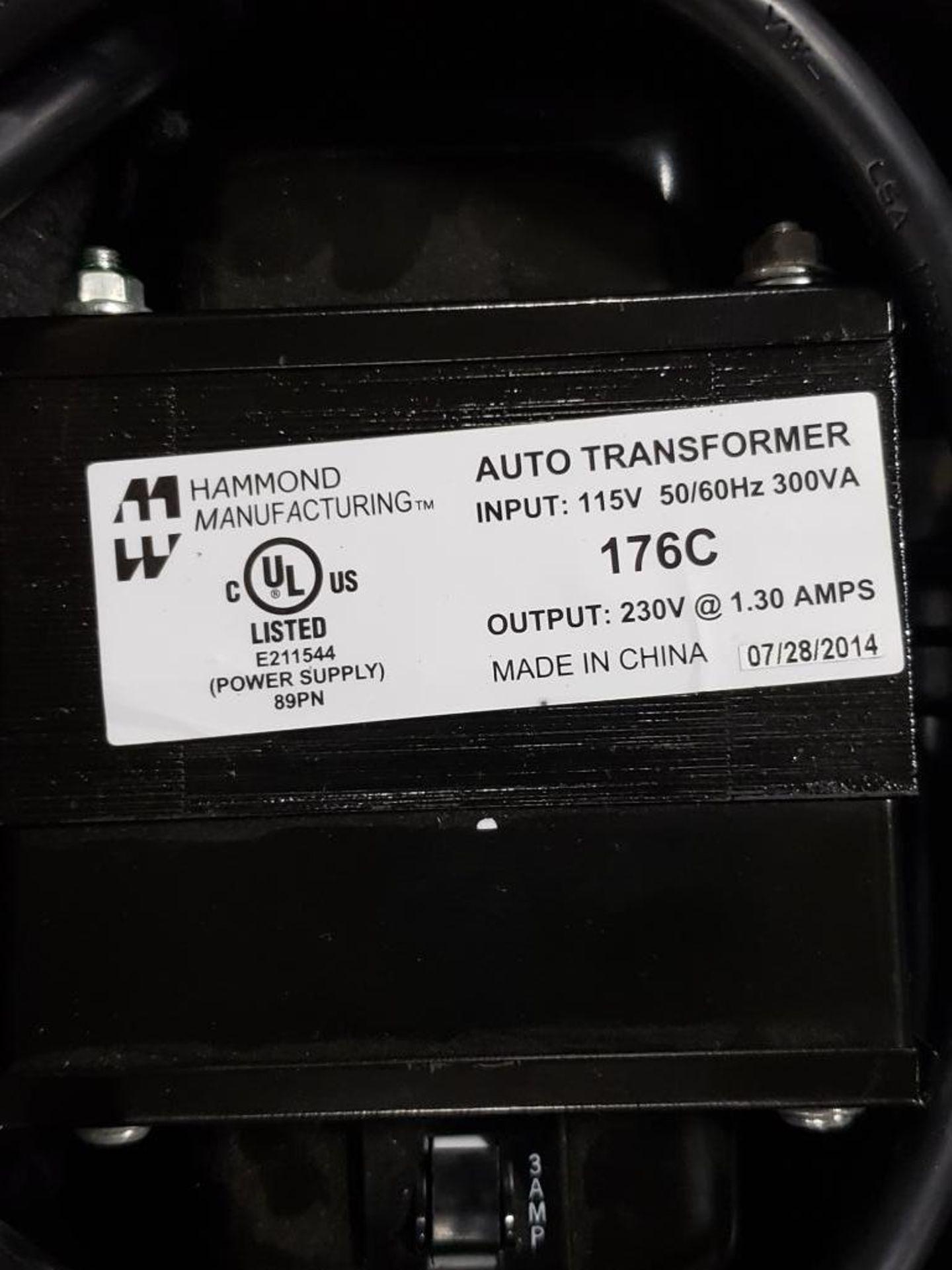 Travel test diagnostic Emerson drive unit. Emerson control Techniques DCM700. Unidrive M701. - Image 6 of 21