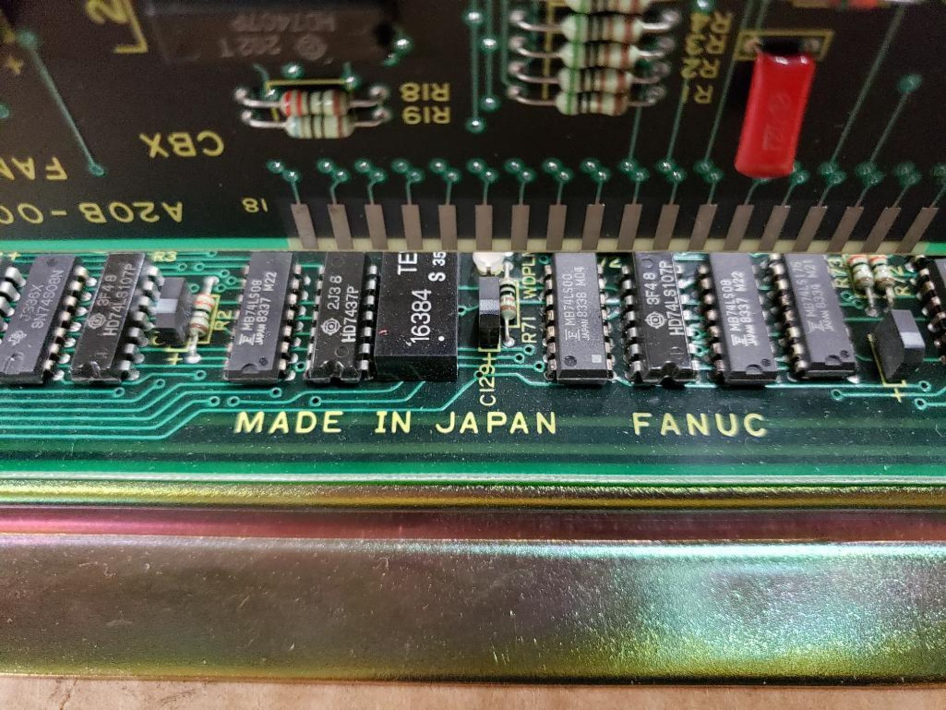 Fanuc A20B-0009-0930/09C Motherboard. - Image 2 of 20