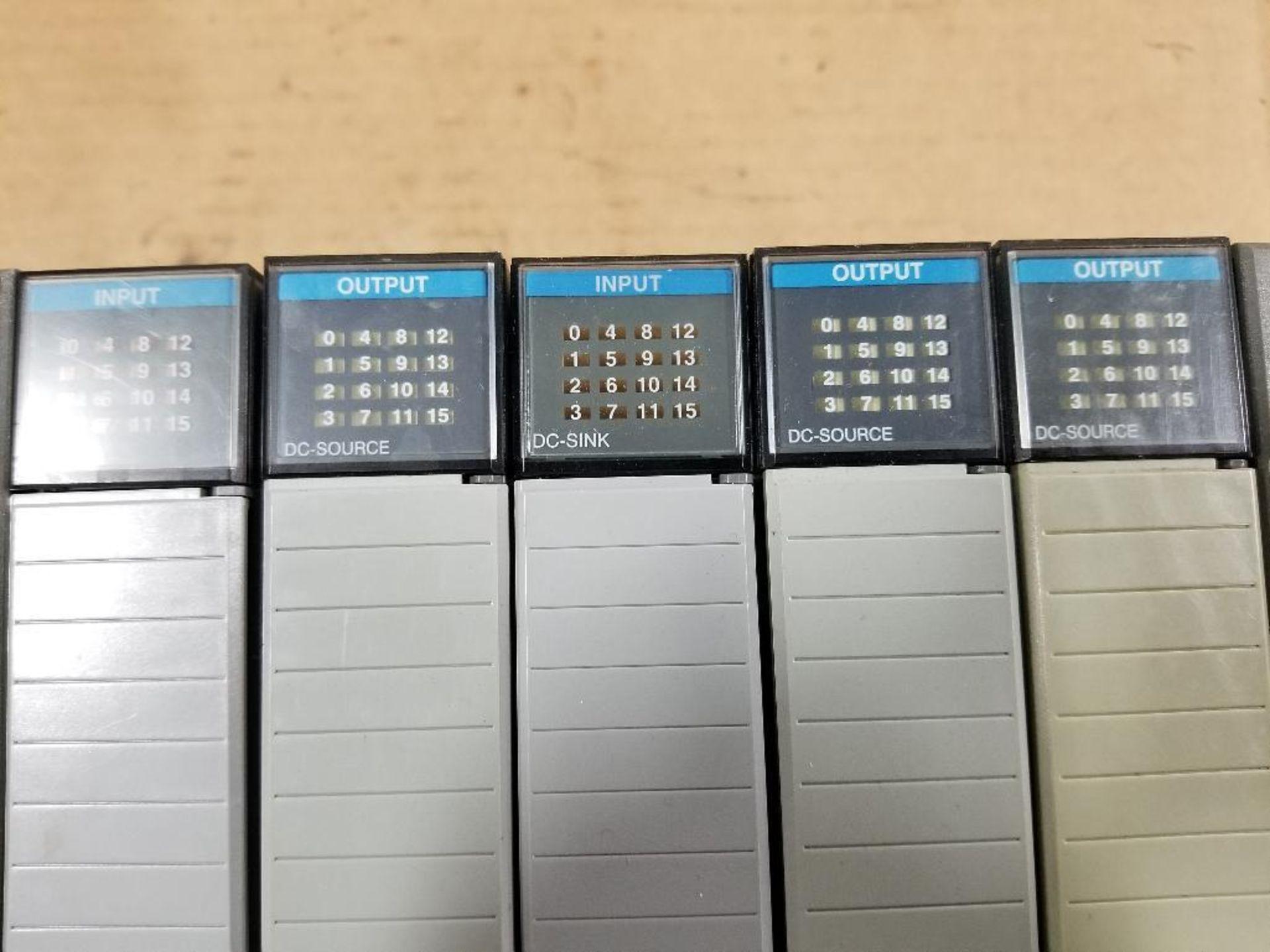 Allen Bradley SLC Rack. SLC 5/04 CPU. - Image 5 of 6