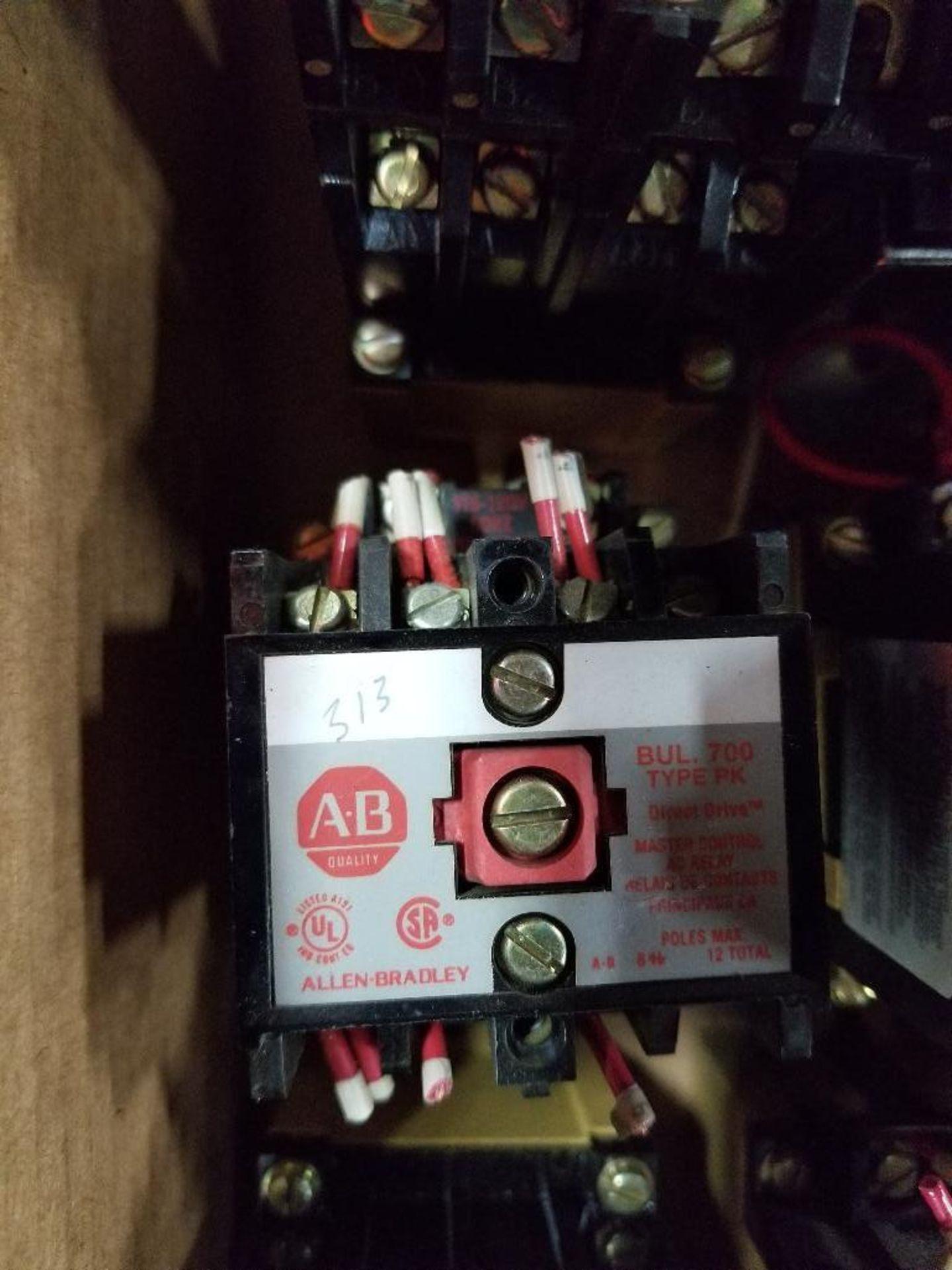 Assorted Allen Bradley contactor. - Image 5 of 7