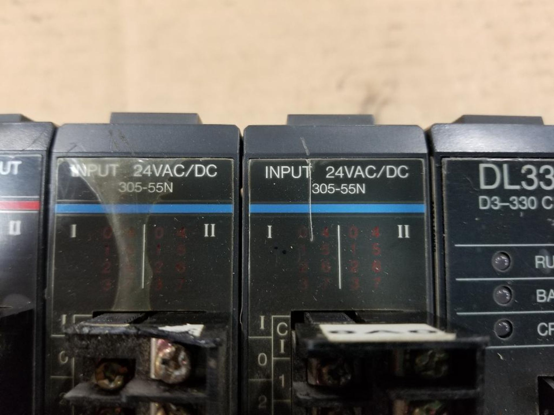 Siemens SIMATIC TI305DC02b Programmable Controller unit. DL330 CPU. - Image 4 of 6