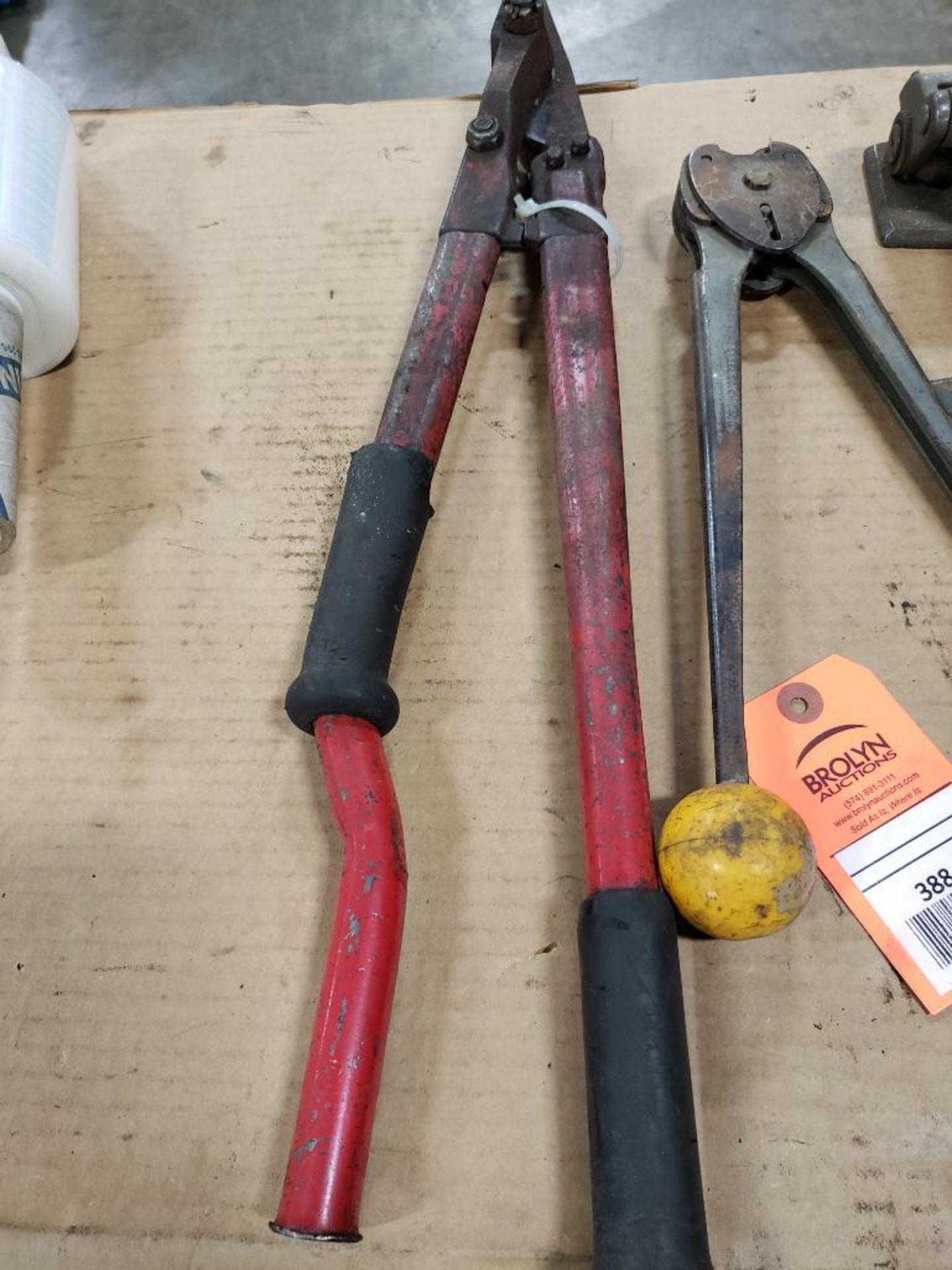 Banding tool set. - Image 7 of 7