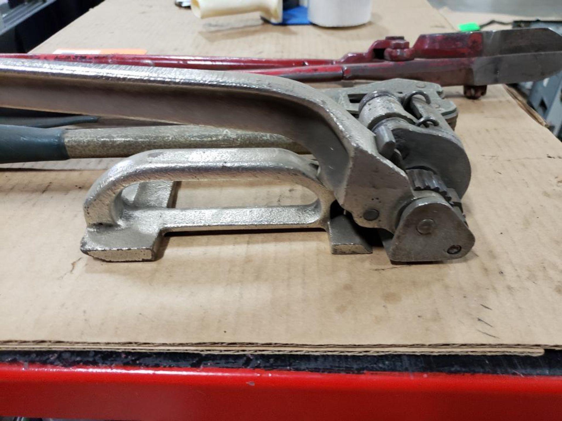 Banding tool set. - Image 2 of 8