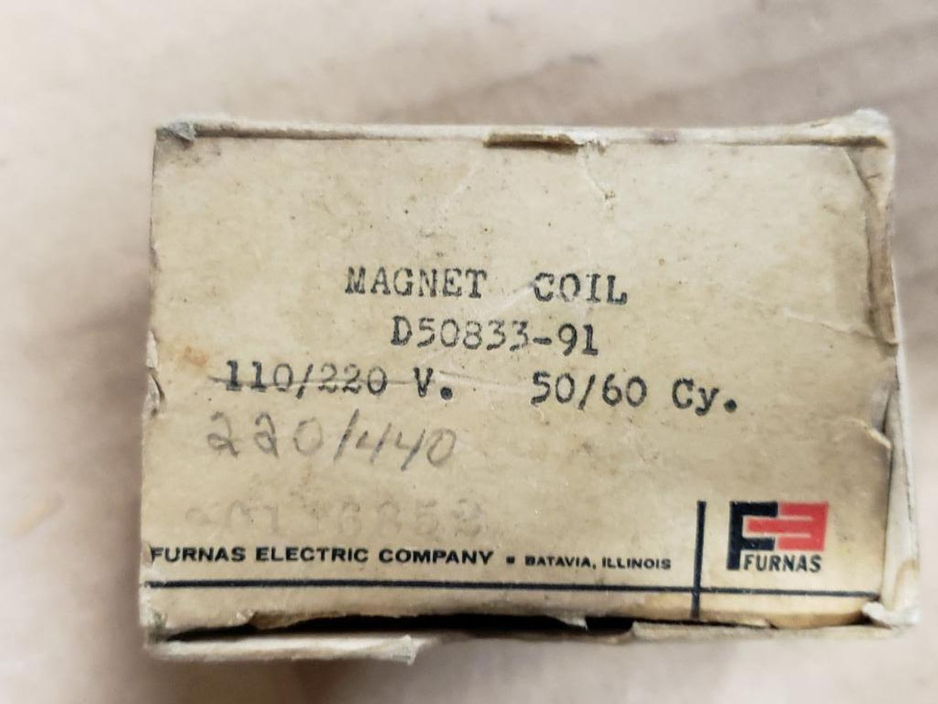 Assorted electrical. GE, Furnas. - Image 12 of 16