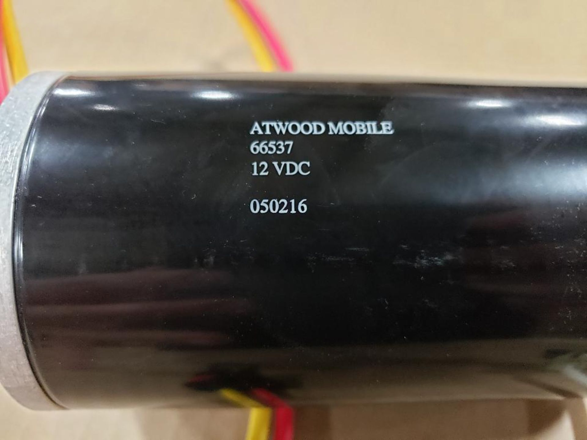 Qty 18 - Chiaphua components PM30R-60F-1004. Atwood Mobile 66537 12VDC Motors. New in box. - Image 4 of 5