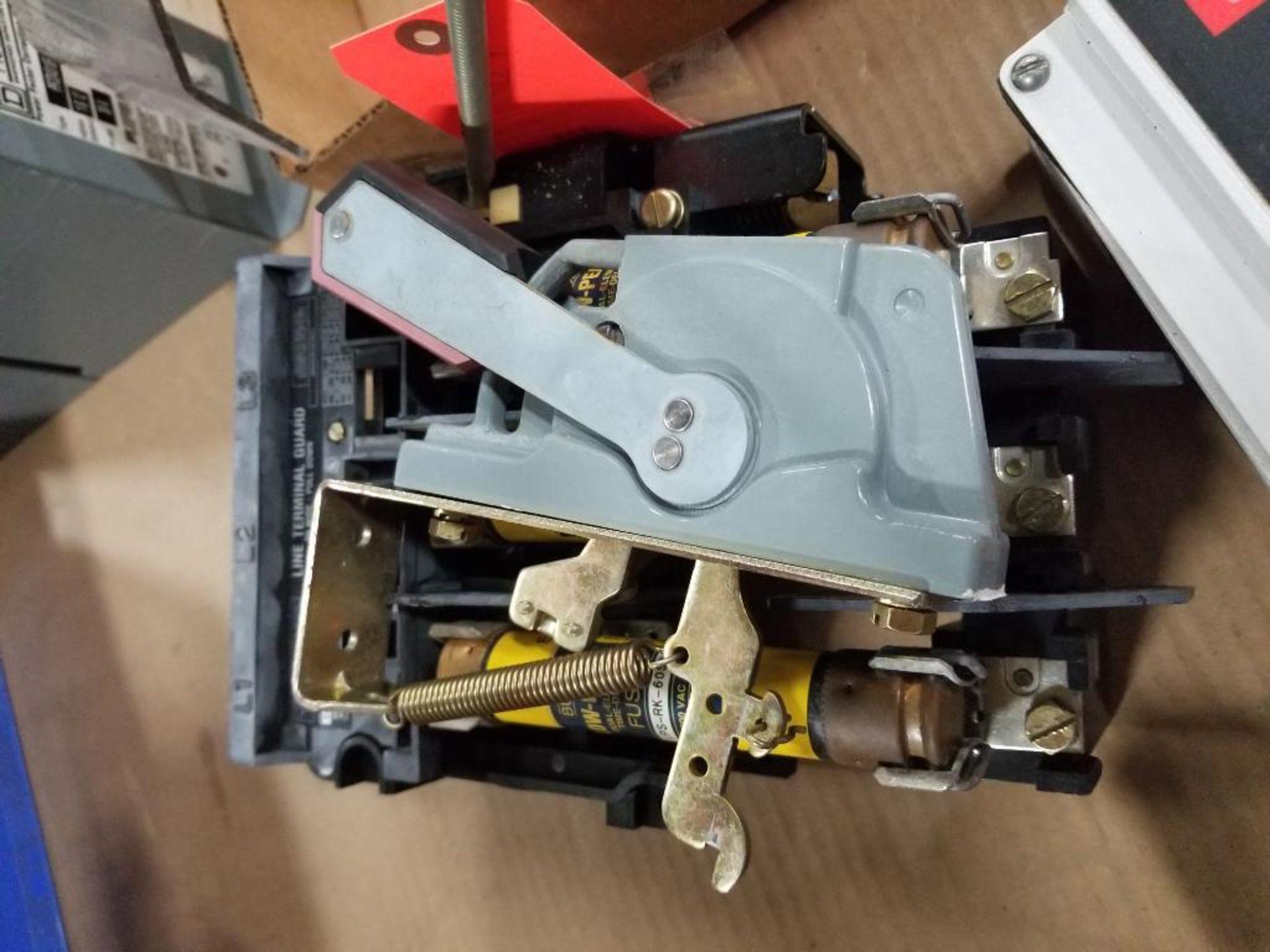 Allen Bradley 1494V-FS60 Disconnect switch. - Image 4 of 5